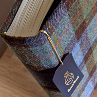 Macleod tweed photo album - extra large - personalise it!