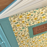 Vintage Style Scrapbook 30cm sq - Option to Personalise