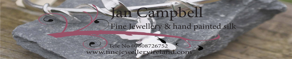 Jan Campbell Fine Jewellery and Hand Painted Silk