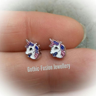 PRIVATE ORDER FOR CLARE ... 2 Pair Stud Earrings