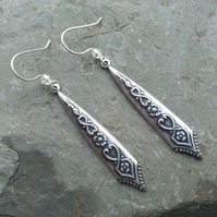 PRIVAE ORDER FOR DONNA ... Art Deco Style Earrings