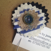 Fabric buttonhole
