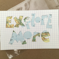 Handcut artwork: explore more