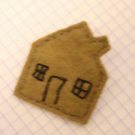 Home Felt Badge