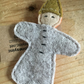 Steiner Doll Felt badge