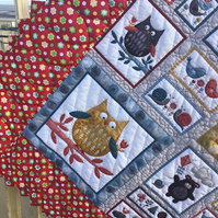 Woodland Friends Quilt