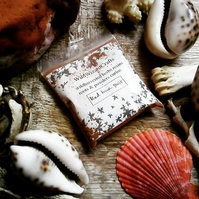 Red Brick Dust - hoodoo voodoo witch powders curios red stone pagan shaman druid