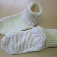 Slipper socks size 7 - 9