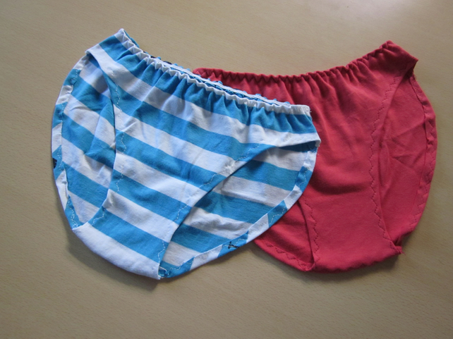 eco pants 8-10, two pairs
