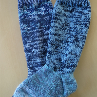 Welly Socks 4 - 6 Mediterranean