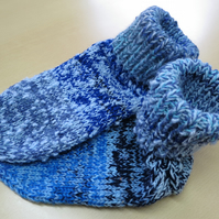 Slipper Socks 7 - 9 Caspian