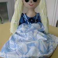 Recycled Rag Doll Daisy