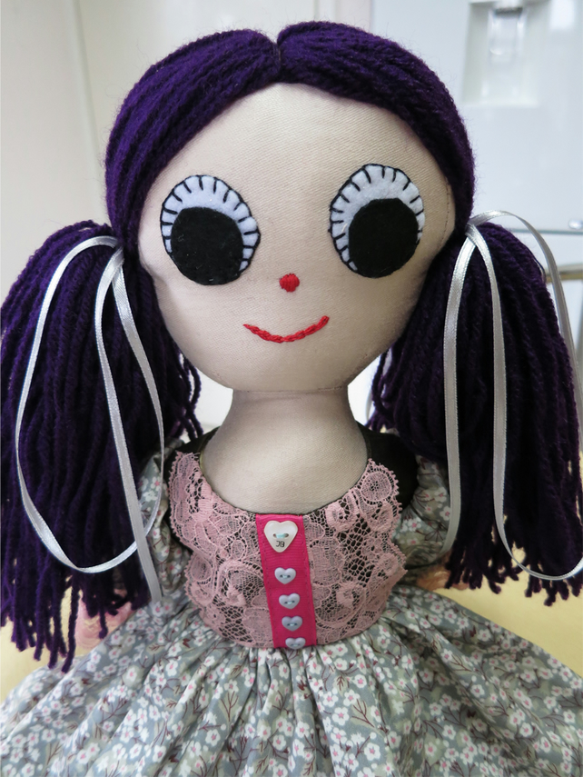 Recycled Rag Doll JB
