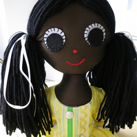 Recycled Rag Doll Primrose