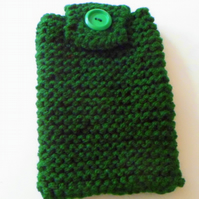 Dark Green iPod Case