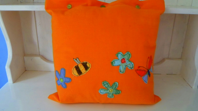 Summery Cushion
