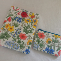 Kindle case and matching Coin purse