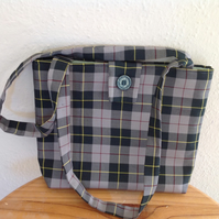Shoulder Bag Tartan