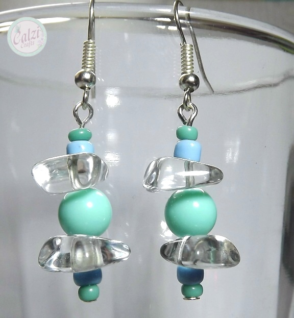 Ocean Breeze Dangle Earrings