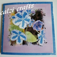Flower Notelets Pack of 6