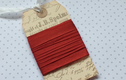 SUPPLIES -  yarn / fibre  ,vintage-style ribbon , vintage buttons /
