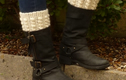 LADIES GLOVES / MITTS, BOOT CUFFS