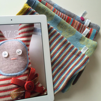 Knitted i Pad sleeve