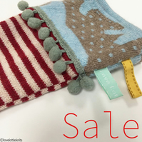 SALE : christmas stocking