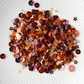 Fallen Leaves Sparkly Shaker Selection - Seed Beads, Sequins and Confetti