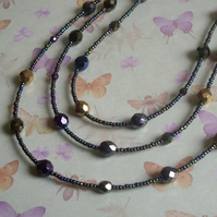 *Vintage Sparkle* Necklace