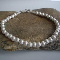 *SALE* *Moonbeam* Sterling Silver Bracelet