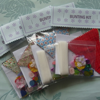 Mini Bunting Kit FOR CHILDREN IN NEED