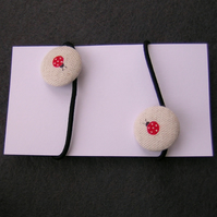 Ladybird Hair Bobbles FOR COMIC RELIEF