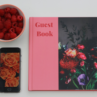 Guest book air bnb, vacation book, visitors book, holiday home, air bnb
