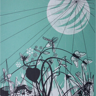 Morning Sun - Screen Print for your home