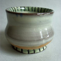 Ceramic Hand Thrown Trinket Bowl