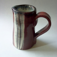 Ceramic Hand Thrown Jug