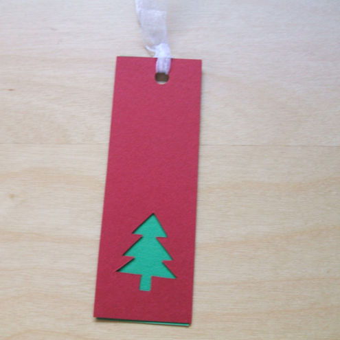 HALF PRICE Santa Cruz luxury handmade gift tags pack of 3