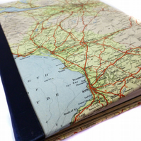 Map notebook - Rhodes