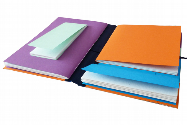 SALE Four in one notebook - Bayfield