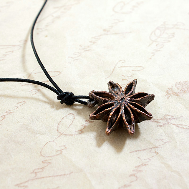 Rugged little Copper Encased Star Anise