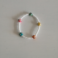 Children's Bead Bracelet. (159)