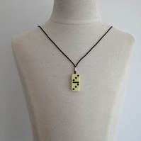 Children's Domino Necklace. (145)