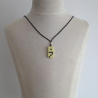 Children's Domino Necklace. (146)