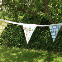 Scandinavian Style House Bunting. (200)