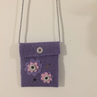 Children's Felt Handbag. (480)