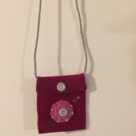 Children's Felt Handbag. (483)