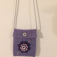 Children's Felt Handbag.