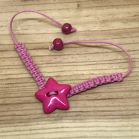 Children's Star Bracelet. (337)