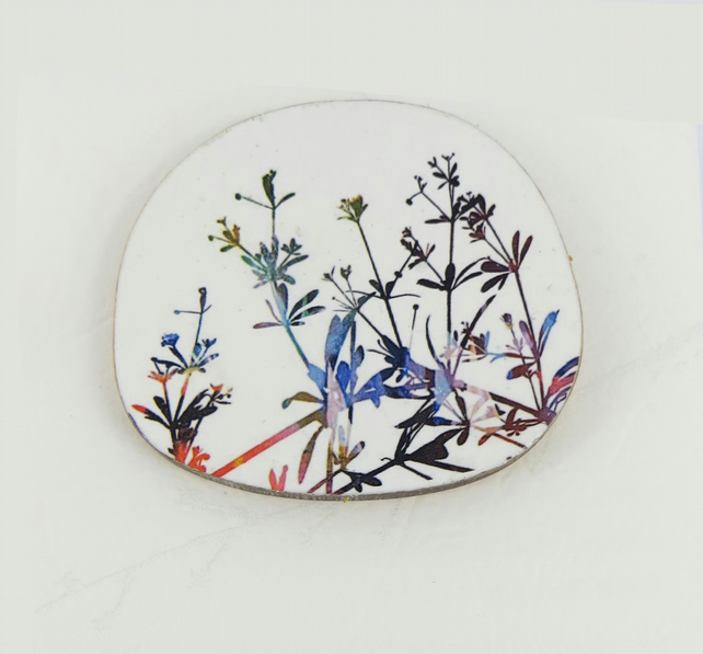 Botanical Brooch